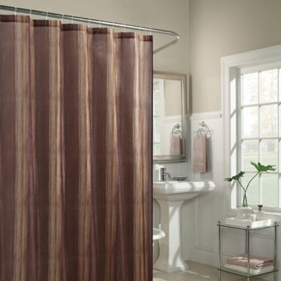 Shimmery Shower Curtains