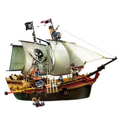 Playmobil® Pirates Ship Set