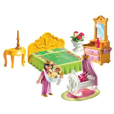 Playmobil® Royal Bed Chamber Set with Cradle