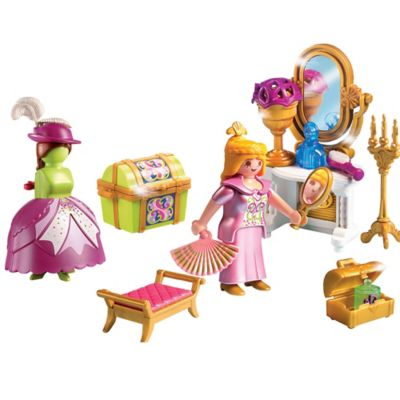Playmobil® Royal Dressing Room Set