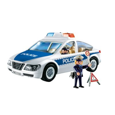 Playmobil® Police Car with Flashing Light