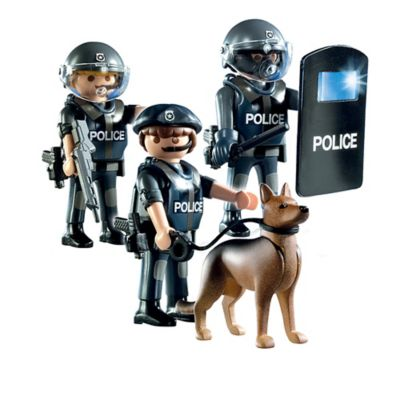 Playmobil® Police Special Forces Unit Set