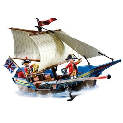 Playmobil® Redcoat Battle Ship