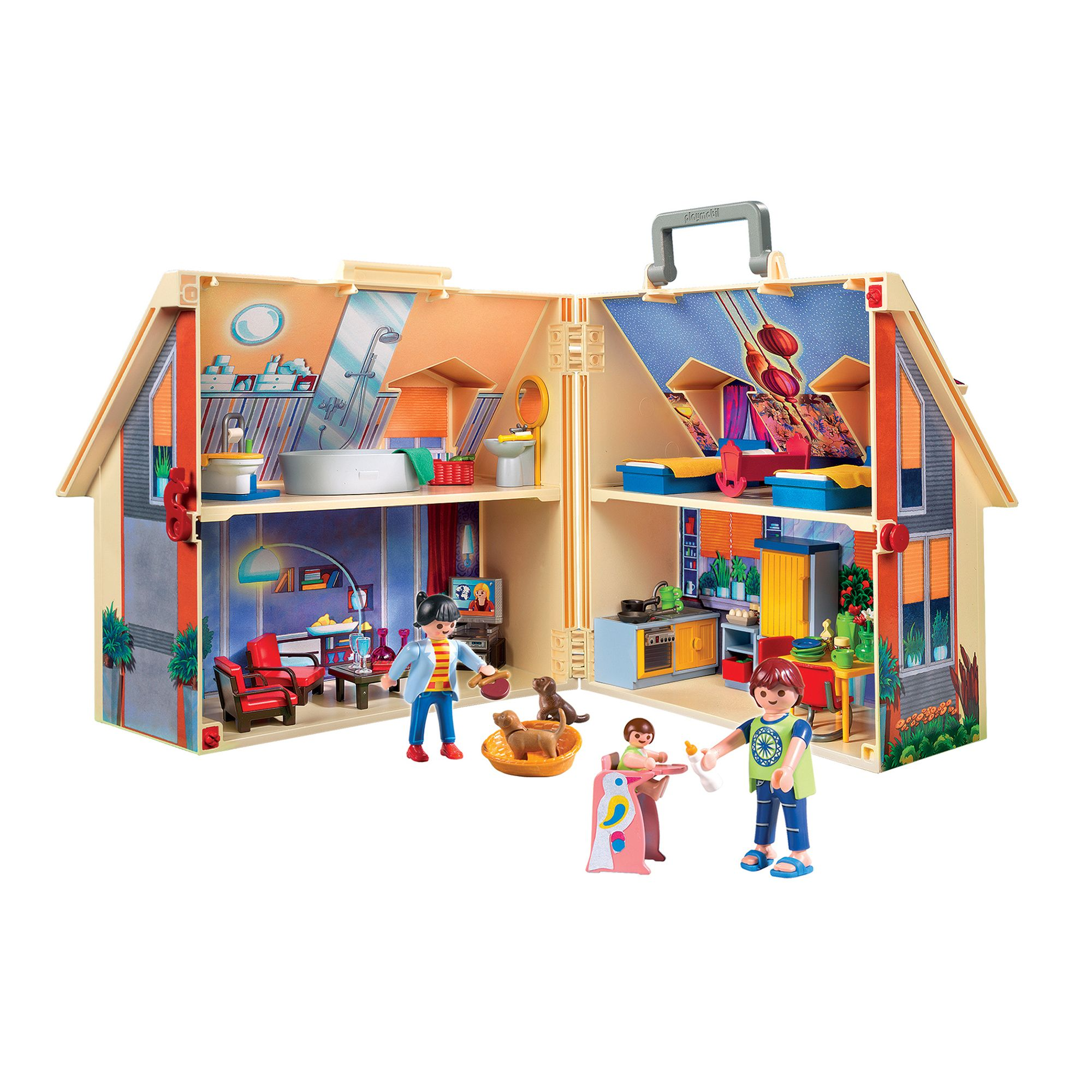 Playmobil Take Along House Playmobil® Take Along Modern
