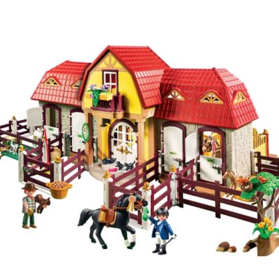 Playmobil® Large Horse Farm with Paddock