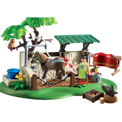 Playmobil® Horse Care Station
