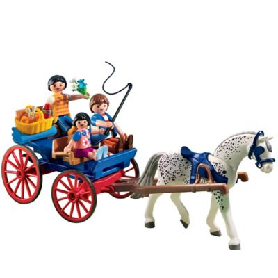 Playmobil® Horse-Drawn Carriage