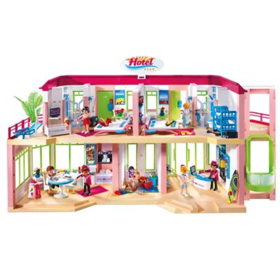 Playmobil® Large Furnished Hotel