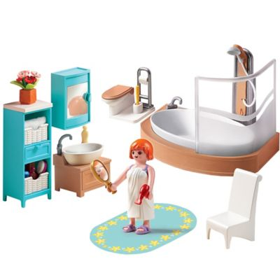 Playmobil® Grand Bathroom Set
