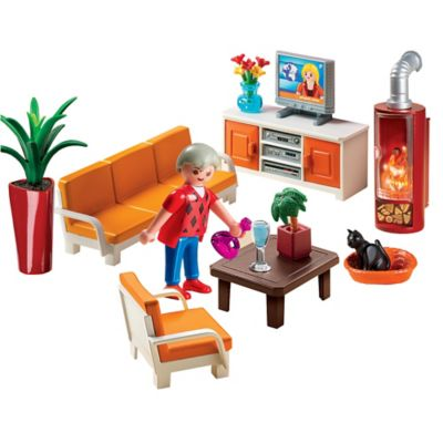 Playmobil® Comfortable Living Room Set