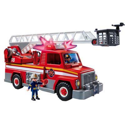 Playmobil® Rescue Ladder Unit Set