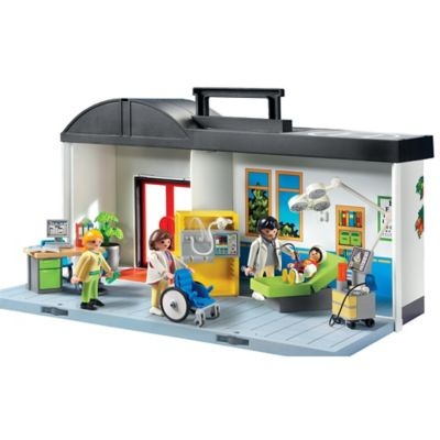 Playmobil® Take Along Hospital