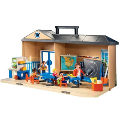 Playmobil® Take Along School Set