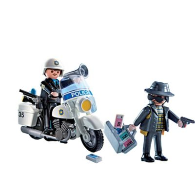 Playmobil Case Playset