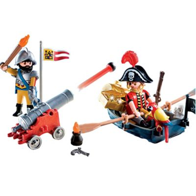 Playmobil® Pirates Carrying Case Playset