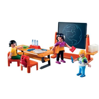 Playmobil® School Carrying Case Playset