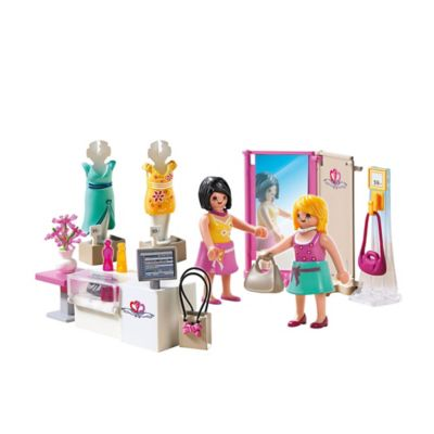Playmobil® Shop Carrying Case Playset