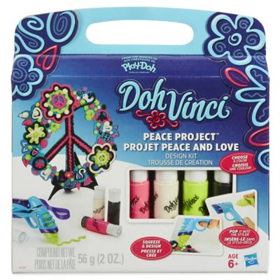 Hasbro® DohVinci Peace Project Design Kit