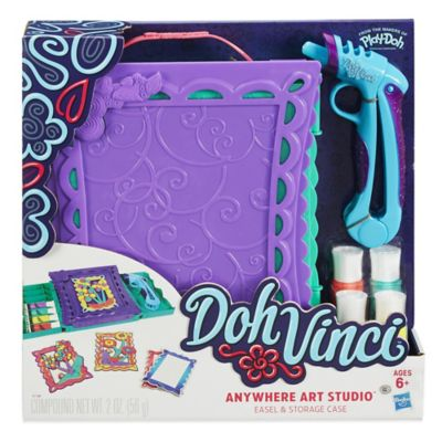 Hasbro® DohVinci Anywhere Art Studio Kit