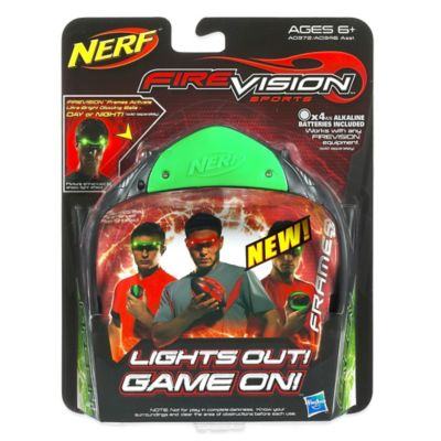 Nerf® Firevision Fire Frames