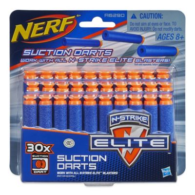 Nerf® N-Strike Elite 12-Pack Universal Suction Darts