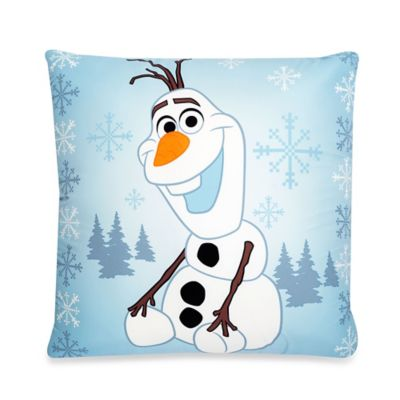 Aquatopia™ Disney® Olaf Snowflake Memory Foam Pillow