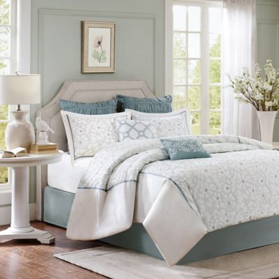 Flourish Queen Comforter Set