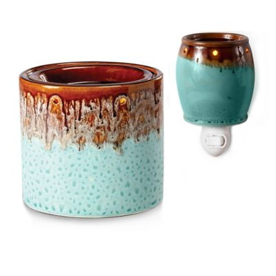 Ocean View Ceramic Plug-In/Night Light Wax Warmer