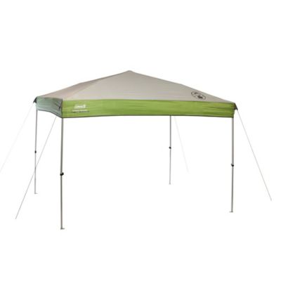 Coleman® 9-Foot x 7-Foot Shelter Instant Canopy in White/Green