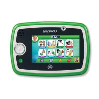 LeapFrog® LeapPad3 Kids Learning Tablet in Green