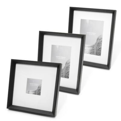 Swing Design™ Sutton 7-Inch x 9-Inch Frame in Black