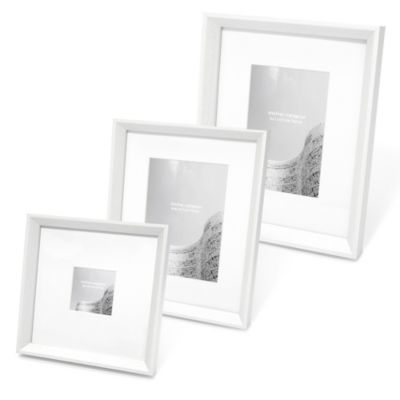 Swing Design™ Sutton 7-Inch x 7-Inch Frame in White