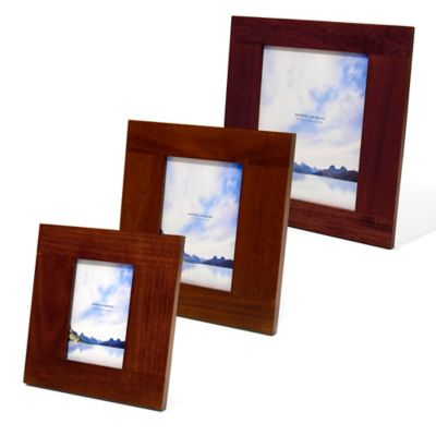 Swing Design™ Spectrum 4-Inch x 6-Inch Frame in Walnut