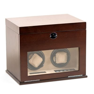 Hives & Honey Ashton Watch Winder Valet Box