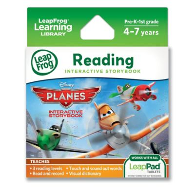 LeapFrog® Disney® Planes Interactive Storybook