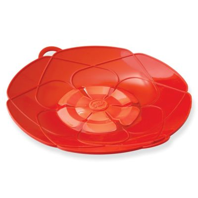 Kuhn Rikon Small Spill Stop in Red