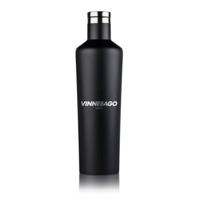 Vinnebago the Modern Canteen in Black
