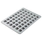 Wilton® Bake More Nonstick 48-Cup Mini Muffin Pan
