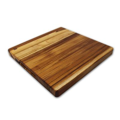 Madeira Housewares 15-Inch x 23-Inch Jumbo Chop Block in Edge Grain