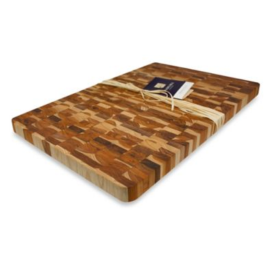 Madeira Housewares 15-Inch x 23-Inch Jumbo Chop Block in End Grain