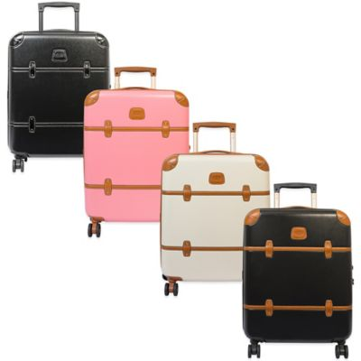 Bric's Bellagio Collection 30-Inch Spinner Trunk in Pink
