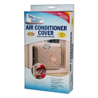 Using Air Conditioner Covers