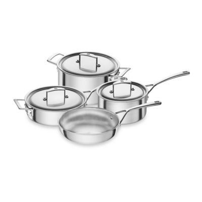 ZWILLING® Aurora 7-Piece Cookware Set