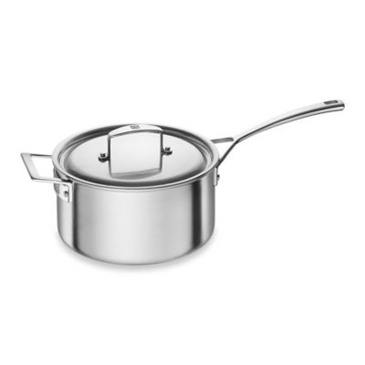 Zwilling j a Henckels 4-Quart Covered Saucepan