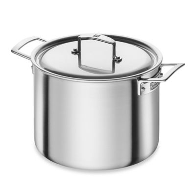 ZWILLING® Aurora 8-Quart Covered Stockpot