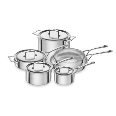ZWILLING® Aurora 10-Piece Cookware Set
