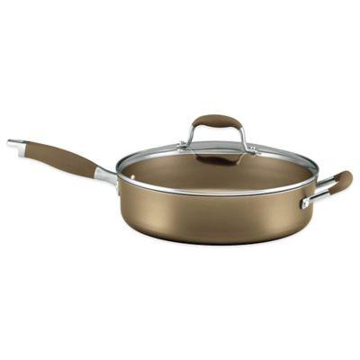 Anolon® Advanced Umber 5.5 qt. Covered Sauté Pan