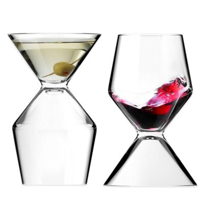 Wine Martini Glasses