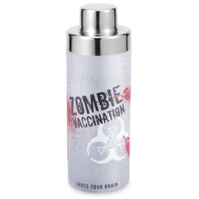 Zombie Vaccination Cocktail Shaker