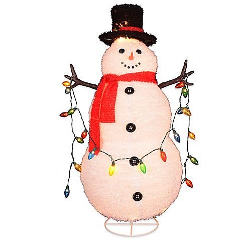 Collapsible Christmas Tree Pre Lit